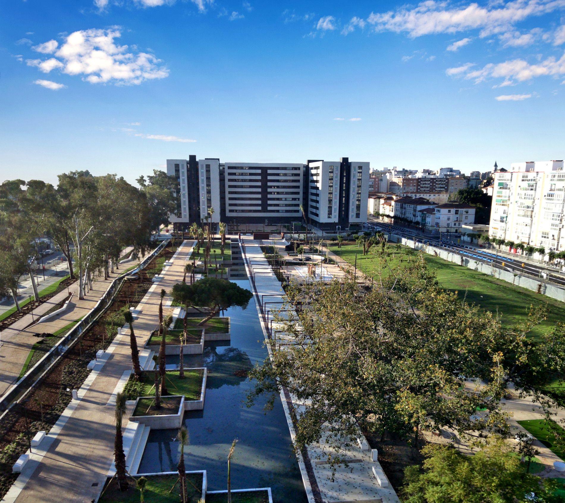 Parque Martiricos en Malaga